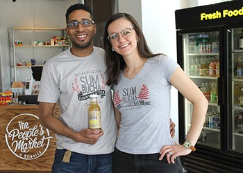 Local Couple Serves Up SUM Bucha