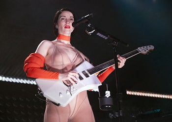 St. Vincent drops jaws at The Fillmore