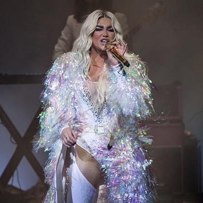 Kesha, Macklemore, PNC Music Pavilion, 8/1/2018