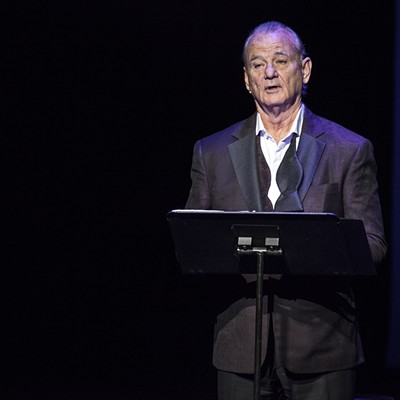 Bill Murray, Belk Theater, 10/2/2018