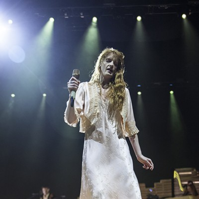 Florence & The Machine, Spectrum Center, 10/3/2018