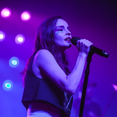 Chvrches, The Fillmore, 10/16/2018