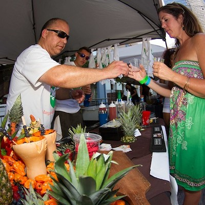 Margarita Wars @ Rooftop 210 6/20/15