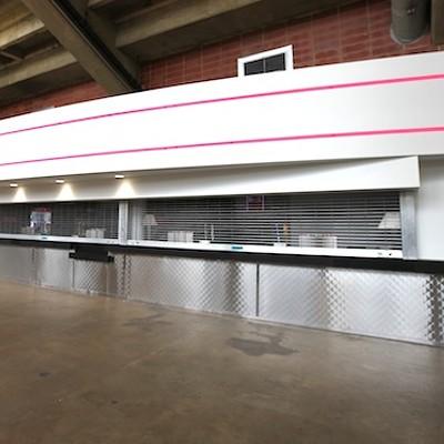 Bojangles Coliseum 11/4/2015