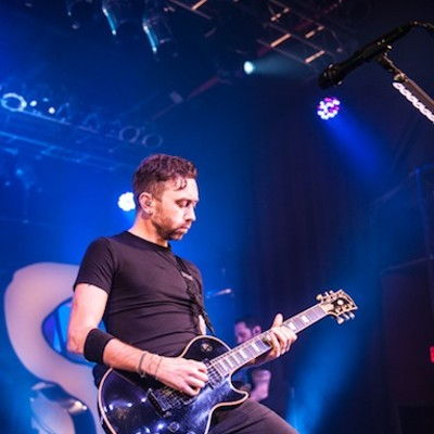 Rise Against @ The Fillmore 11/12/2015