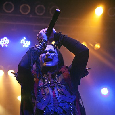 Cradle of Filth @ The Fillmore, 1/31/2016