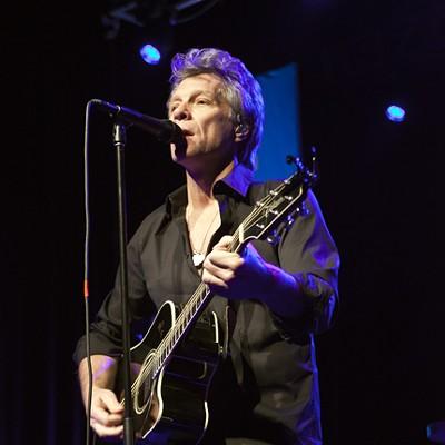 Jon Bon Jovi, 11/6/2016