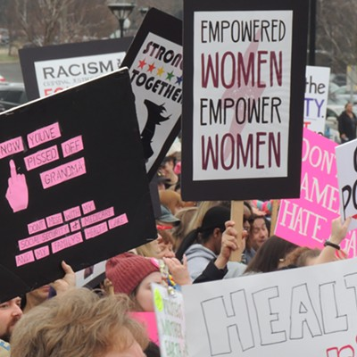 Women's March on Charlotte