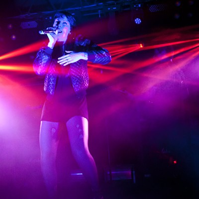 Sleigh Bells, The Underground, 3/2/2017