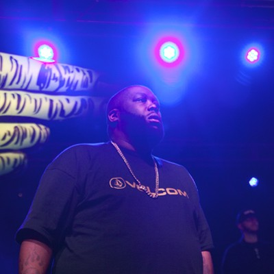 Run the Jewels, The Fillmore, 3/14/2017