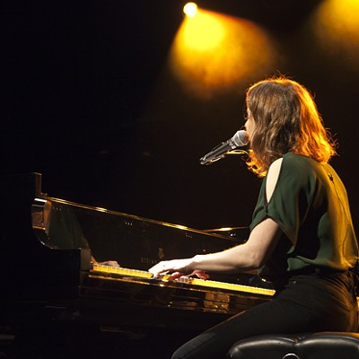 Regina Spektor, The Fillmore, 3/17/2017