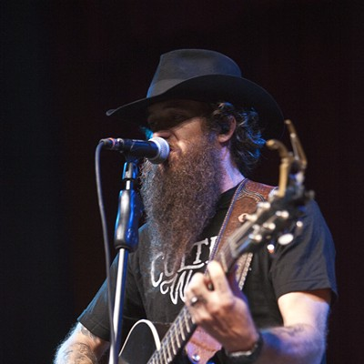 Cody Jinks, Neighborhood Theatre, 4/26/2017