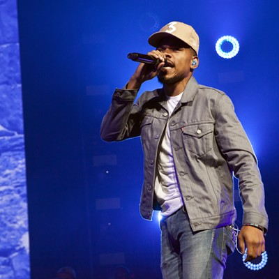 Chance the Rapper, PNC Music Pavilion, 6/8/2017