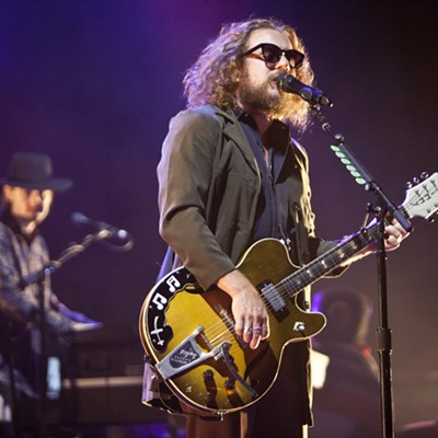 My Morning Jacket, CMCU Amphitheatre, 7/8/2017