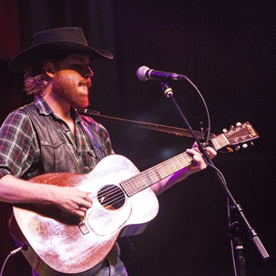 Colter Wall, Neighborhood Theatre, 9/20/2017