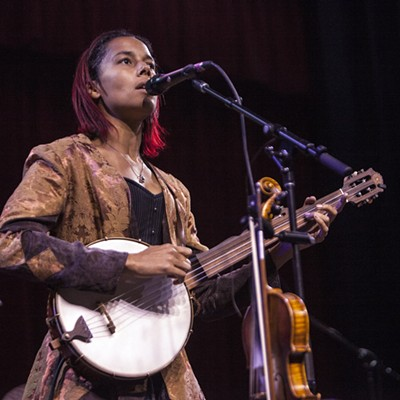Rhiannon Giddens, Neighborhood Theatre, 9/30/2017