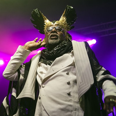 George Clinton, The Fillmore, 2/10/2018