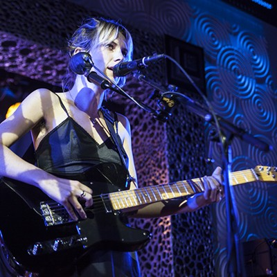 Wolf Alice, Visulite Theatre, 4/17/2018