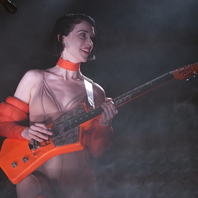St. Vincent, The Fillmore, 5/21/2018