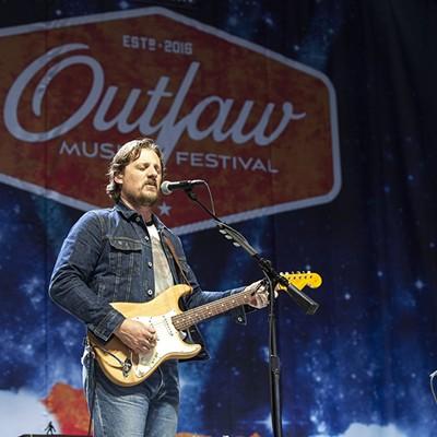 Outlaw Music Festival, PNC Music Pavilion, 5/26/2018