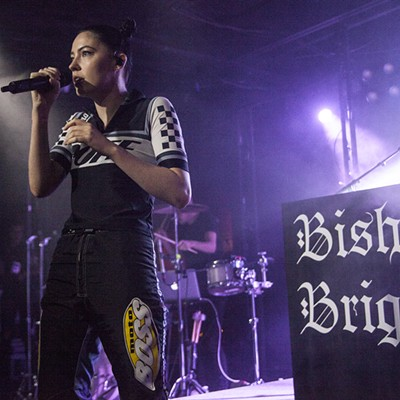 Bishop Briggs, The Underground, 5/25/2018
