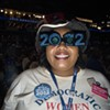DNC in photos: Michelle Obama, happy delegates, more