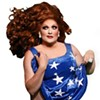 Former Charlotte drag queen Delighted Tobehere stars on <i>America's Got Talent</i>