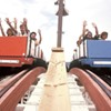 Popular Carowinds roller coaster gives its final ride