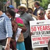 Organizers attack voter suppression laws from two fronts