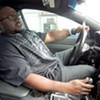 Andre Larmond, Uber driver in Charlotte