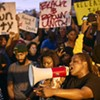 Protests in Uptown (9/21/16)