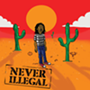 Lara Americo Enlists Amanda Palmer and Others for 'Never Illegal' Comp