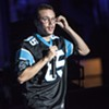 Logic whips young Charlotte crowd into a frenzy