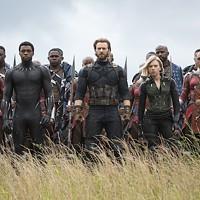 <i>Avengers: Infinity War, Breaking In, Mac and Me</i> among new home entertainment titles