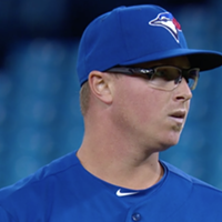 Charlotte-native Trent Thornton sets Blue Jay record in MLB debut