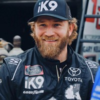 """New Team. New Look. New Attitude."" Jeffrey Earnhardt is making a name for himself."