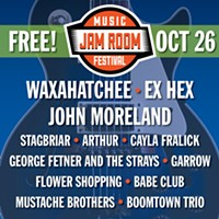 Jam Room Music Festival October 26th