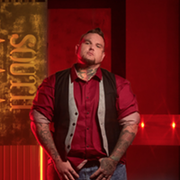 "Asheville, NC local, Patrick Flynn, will be competing in the new season of ""Ink Master"" representing the SOUTH"