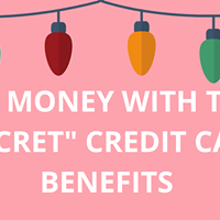 Does your credit card company offer price-drop protection?