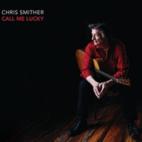 Chris Smither will bring his good luck to CHARLOTTE, NC on Wednesday, Jan. 15th, at Stage Door Theater