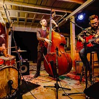 Chicago's Joe Policastro Trio at The Evening Muse in Charlotte on Sat, Jan 25