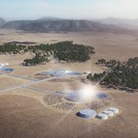 Using solar power to make the desert fertile
