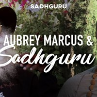 A Conversation With Sadhguru and Aubrey Marcus | Aubrey Marcus Podcast
