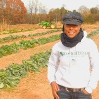 Three questions with Robin Emmons, food activist and founder of Sow Much Good