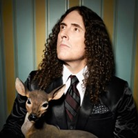 'Weird Al' hasn't run out of ideas
