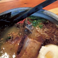 Futo Buta Ramen House has plenty to offer