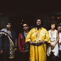 Kamasi Washington pushes beyond the borders of jazz