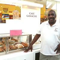Three questions for Sadruddin Abdullah, pastry chef at Cafe Ganache