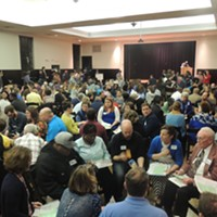 Lunch Break (2/2/16): Residents gather to discuss nondiscrimination ordinance