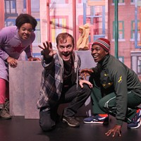 Theater review: <em>Danny, King of the Basement</em>